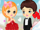Valentine Love Couple Dress Up
