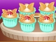 Butterfly Banana Cupcakes