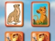 The Lion King Memory Cards
