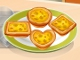 Banana Egg Tarts