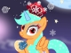 My Little Pony Winter Dress Up