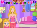 Barbie Mothers Day Card