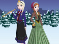 CDE Frozen Dress Up