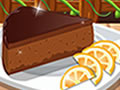 Chocolate Orange Cake 2