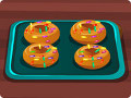 Cooking Tasty Donuts