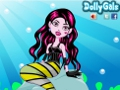 Mermaid Draculaura Dress Up