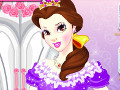 Princess Belle Make Up