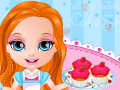 Baby Barbie Cake Shop