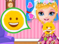 Baby Barbie DIY Emoji Pillow