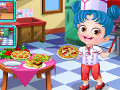 Baby Hazel Chef Dress Up