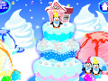 CDE Winter Wonderland Cake