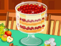 Cherry Pie Trifle