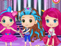 Chibis in Rock n Royals