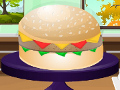 Cooking Trends Hamburger Cake