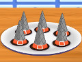 Cooking Witch Hat Cone Cupcakes