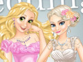 Disney Princess Wedding Models