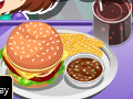 Lil Cooking Burger Lunch