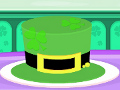 St Patricks Day Hat Cake