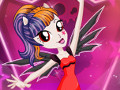 Twilight Sparkle Hair and Makeup