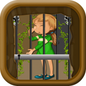 384 Escape Girl from Cage