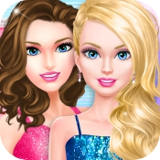 Fashion Doll BFF Shopping Date