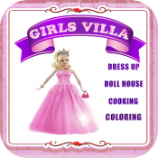 Girls Villa 3D