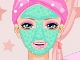 Beach Barbie Facial Makeover