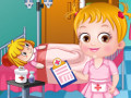 Baby Hazel Doctor Dress Up