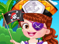 Baby Hazel Pirates Dress Up