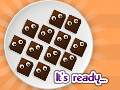 Halloween Googly Eyes Brownies