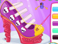 Monster High Design School Shoes