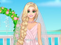 Rapunzel Blush Bride